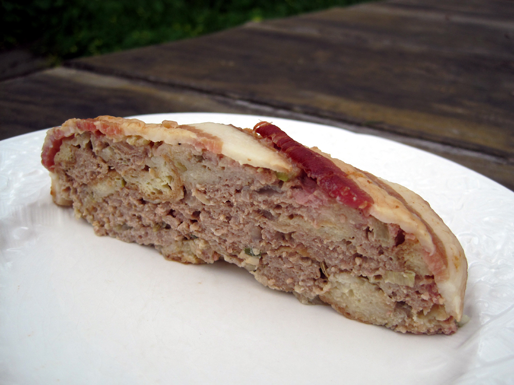 Fennel-Turkey Meatloaf (adapted from Fine Cooking)