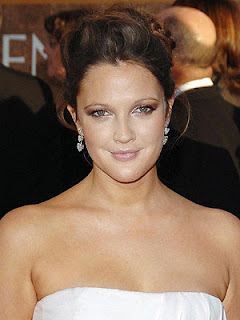 Drew Barrymore Breast Reduction