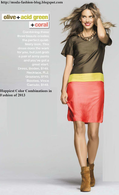 Fashion-Dresses-for-Women-color-combinations-in-fashion