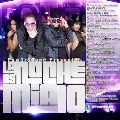La Noche Es Mia Vol.10 (Reggaeton Series) (2012)