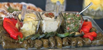Middle eastern cuisine - Zurouna