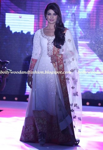 Priyanka Chopra - on the ramp