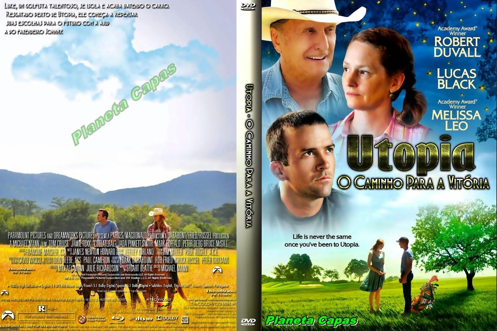 Filme - Utopia – O Caminho Para a Vitória (Dublado)