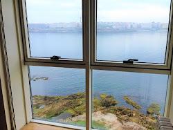 Piso en venta en Sor Joaquina, Riazor, vistas, tres dormitorios, garaje. 348.000€