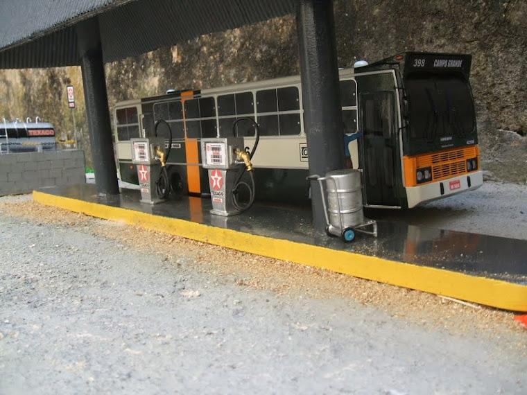MINIATURA DE ÔNIBUS CIFERAL PADRON ALVORADA
