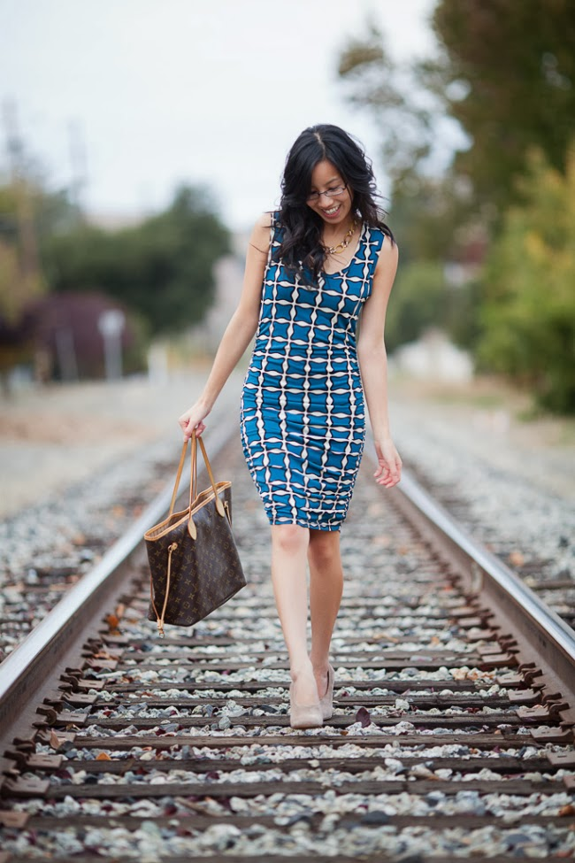 mod pattern dress trend print