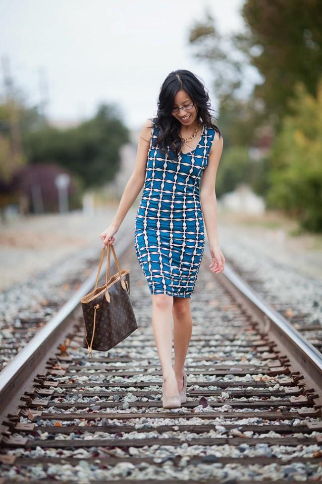 mod pattern dress trend print