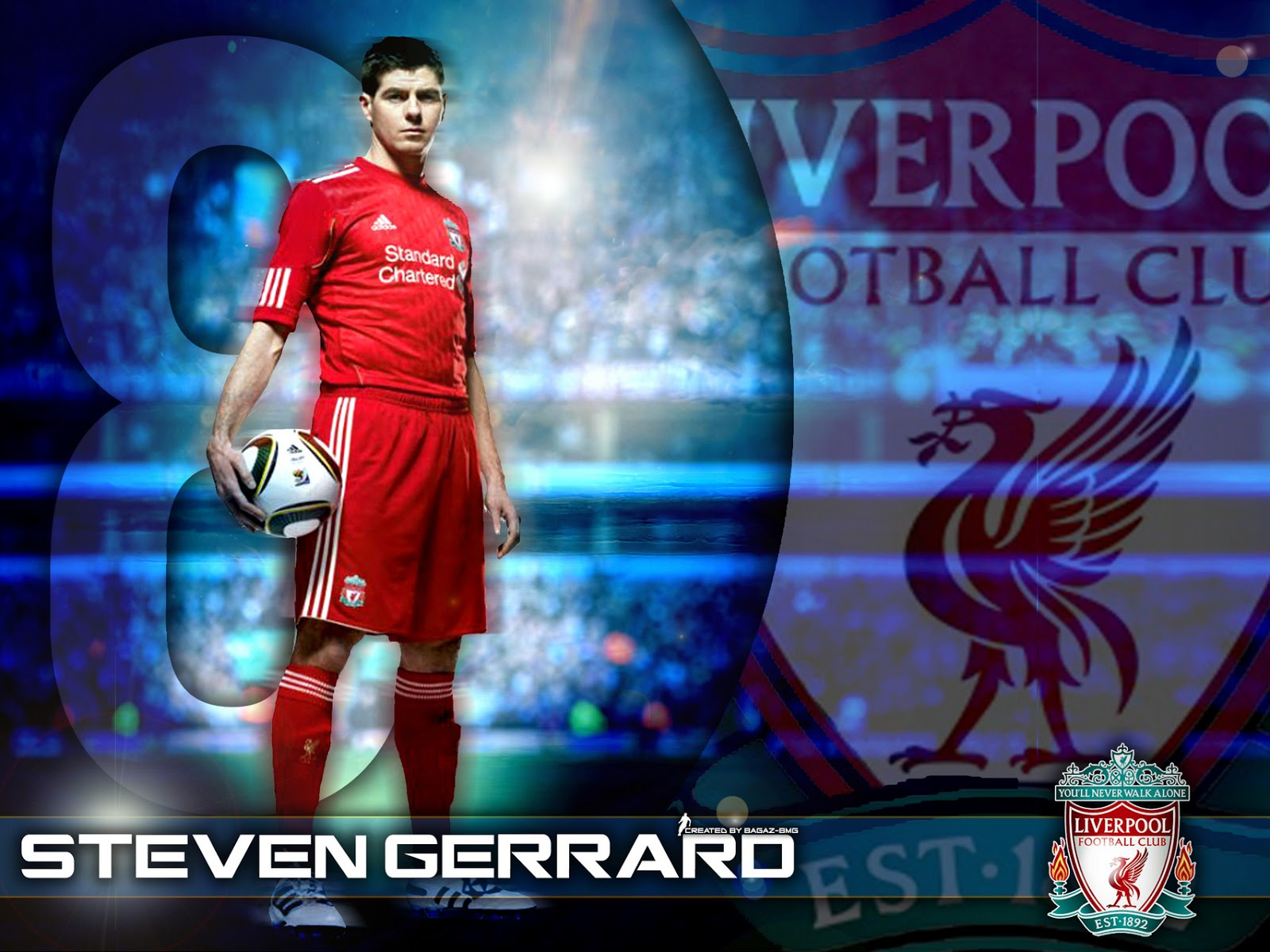 liverpool steven gerrard Products 1 - 20 of 187  what can be said about steven gerrard that hasn't already been said he is truly  a liverpool legend.