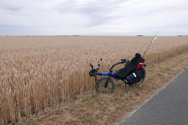Randonnée à vélo région de la Beauce
