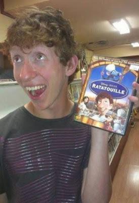 wajah sama karektor kartun