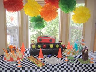 dicas de decoração para aniversário