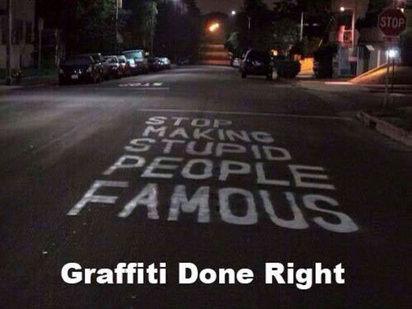 funny pictures for facebook share - graffiti