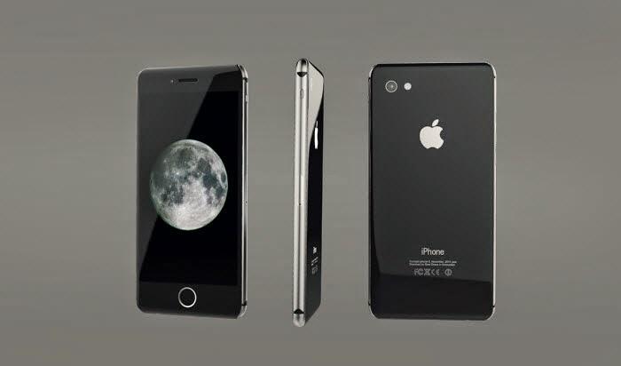 Chiêm ngưỡng ý tưởng iPhone 8 trong tương lai