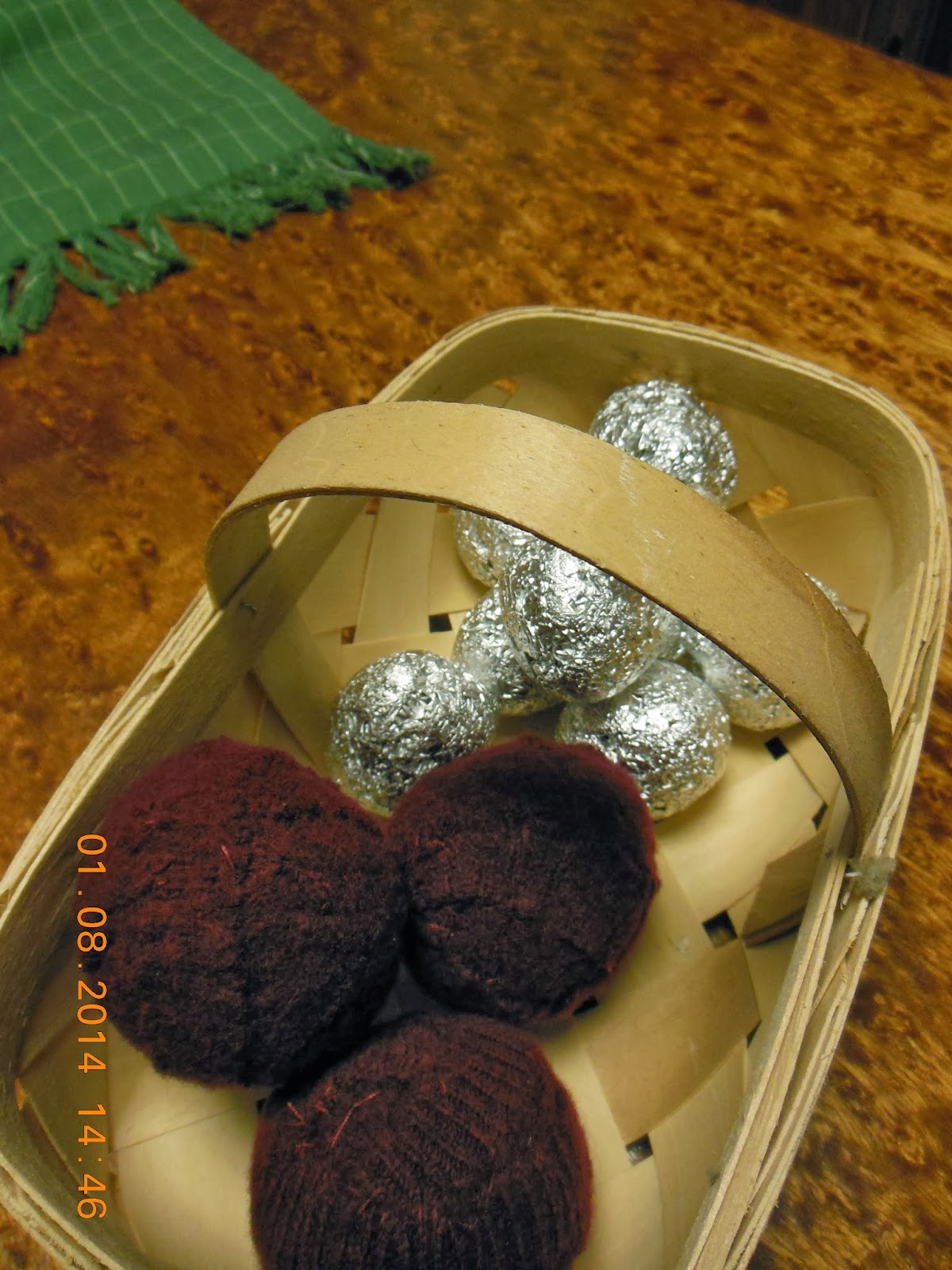 How To Make Homemade Woolen Dryer Balls Eliminate Dryer