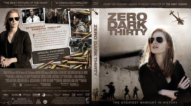 Capa Bluray Zero Dark Thirty