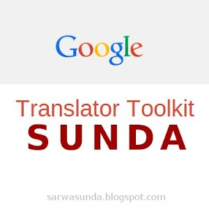 Google Translate Toolkit Sunda