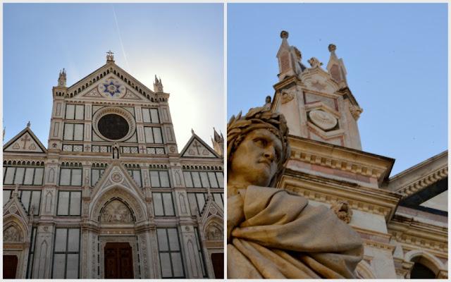 Florence - basilique Santa Croce
