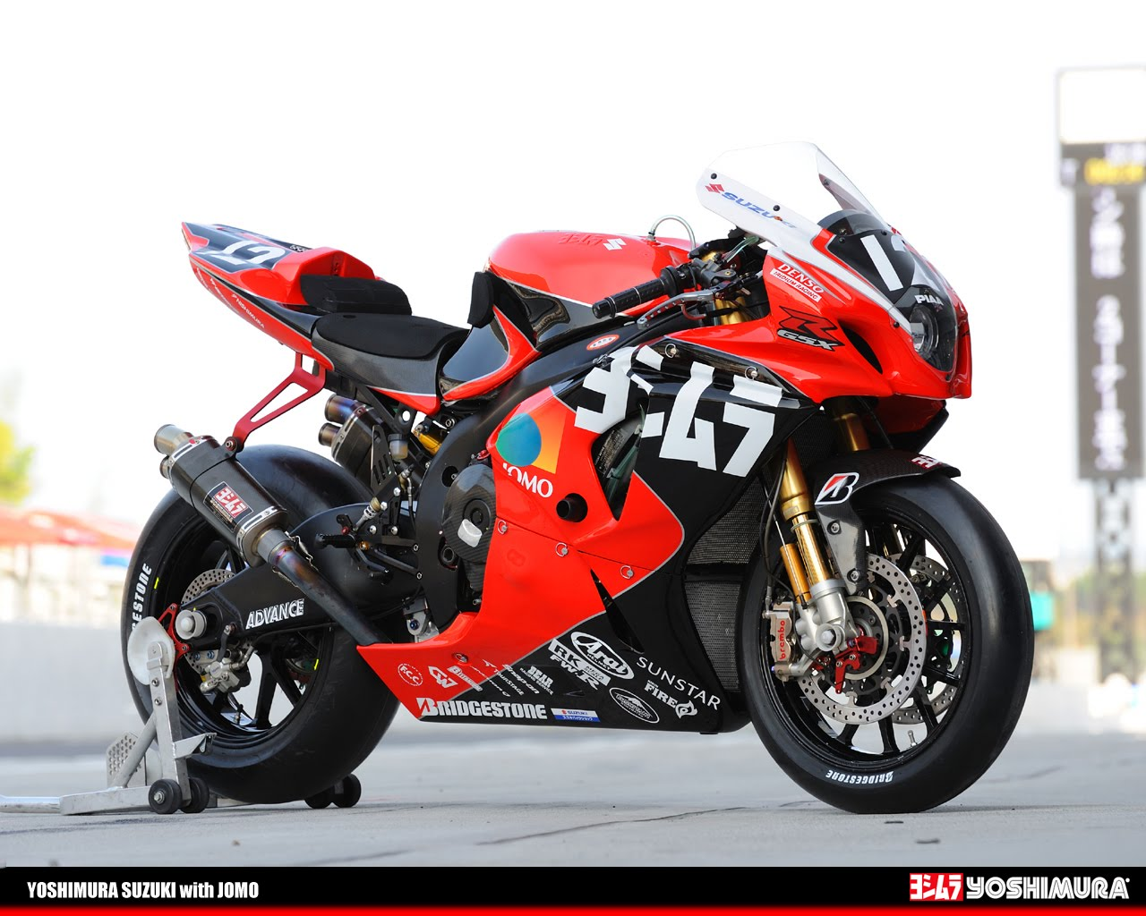 racing caf yoshimura gsx r 1000 k10 8 hours suzuka 2010. Black Bedroom Furniture Sets. Home Design Ideas