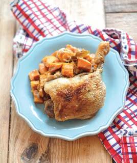 Duck Legs with Yams Recipe from Paleo Slow Cooker