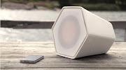 んーコンセプトは面白いけど…どうなんでしょうか?? Unmonday Air Play Speaker