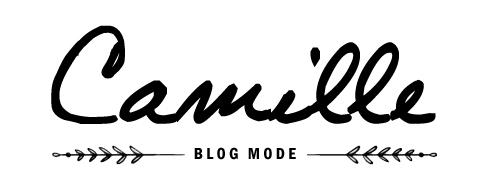 Camille blog mode Rennes.