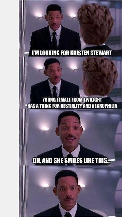I'm Looking For Kristen Stewart