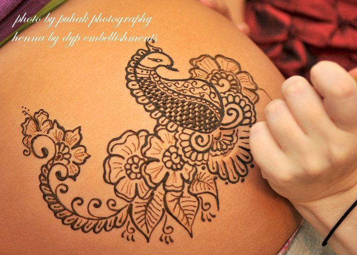AMINA DESIGNS MEHANDI HENNA July 2012