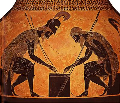 Αναζητώντας τον τάφο του Αχιλλέα