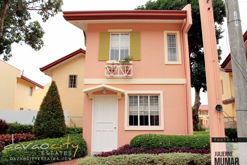 Camella Davao/Cerritos Rina Model House