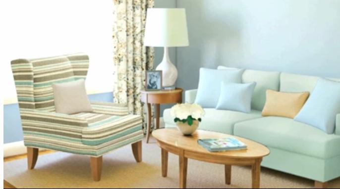 Kleuren Wanden Woonkamer : ... : Tips voor je interieur speel met ...