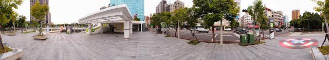 台中草悟道廣場