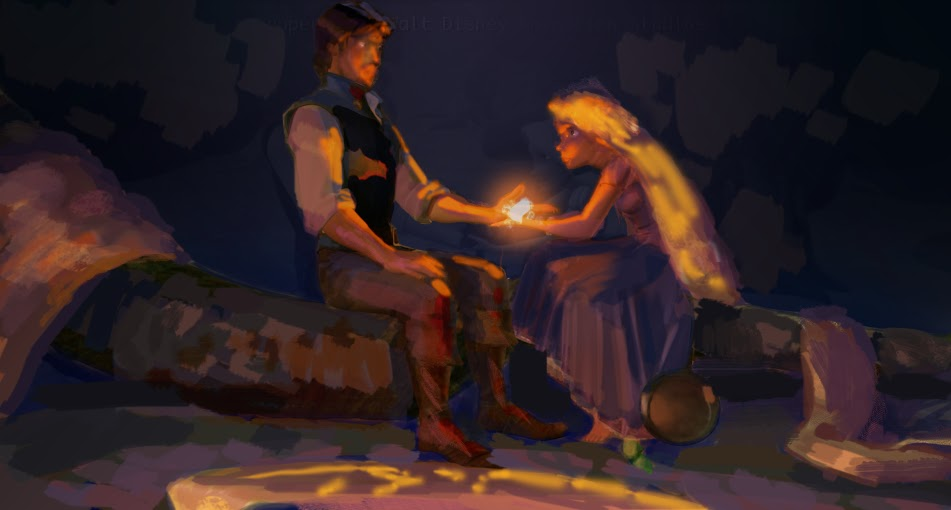 Living Lines Library: Tangled (2010) - Visual Development ...