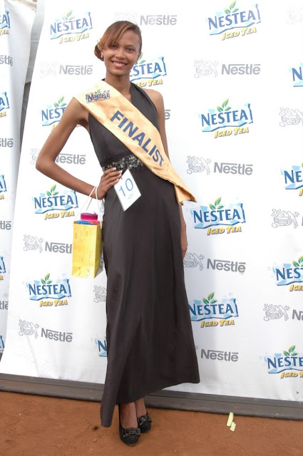 Susan Onyango ,Miss World Kenya 2011, National Beauty Pageants