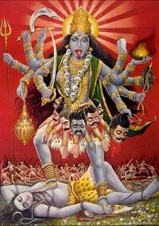 Kali+goddess