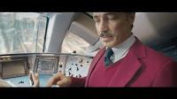 spot italo treno con canzone azzurro - capo treno - Francesco Toti