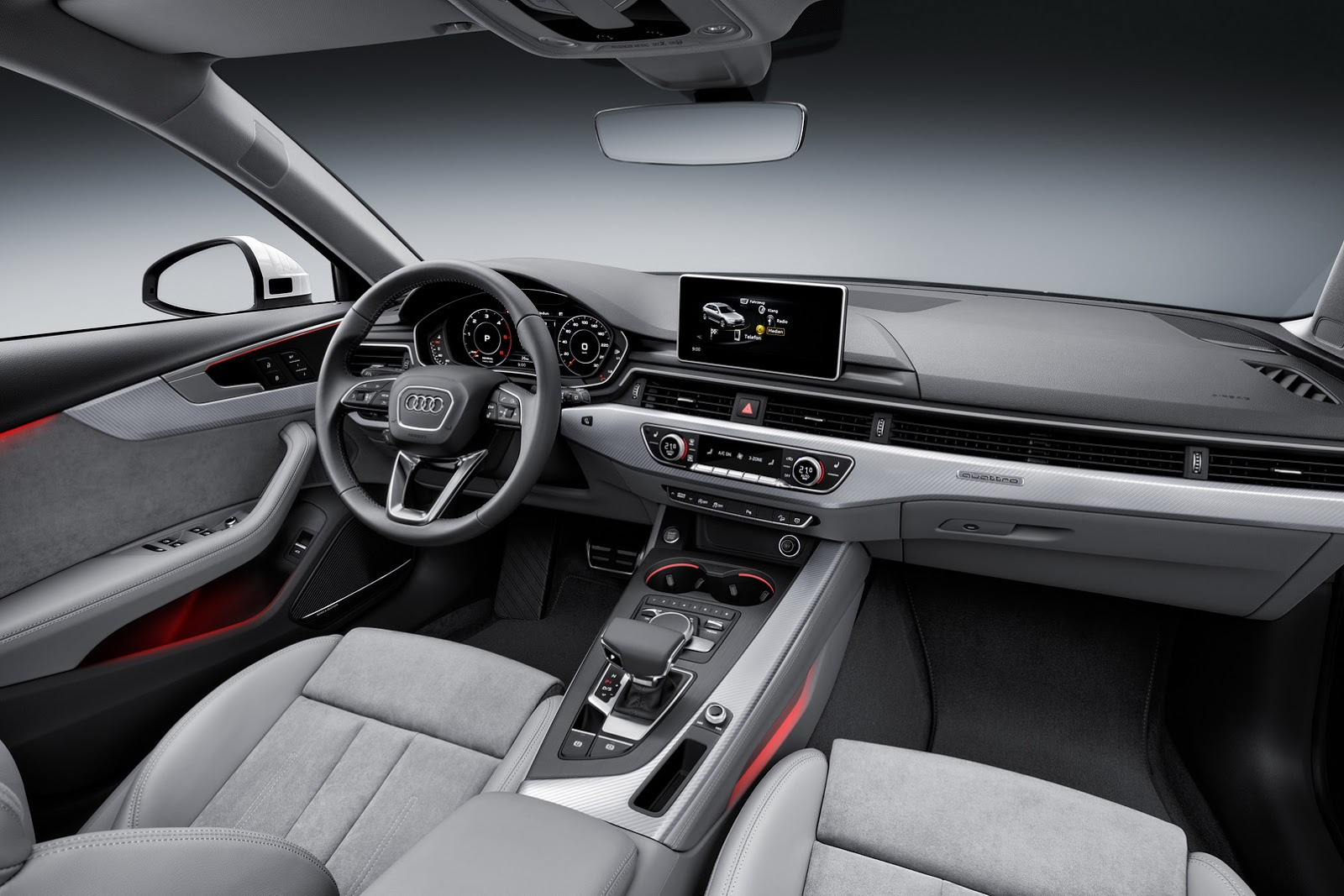 Audi a4 b9 2015 et topic officiel page 113 a4 for Audi a4 break interieur