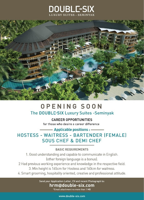 Job in Double Six Seminyak