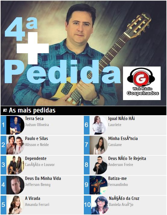 (DESTAQUE) Web Rádio Gospelnados