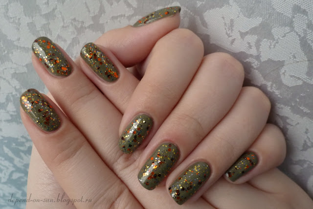 I Love Nail Polish Goldie Boo... Boo!