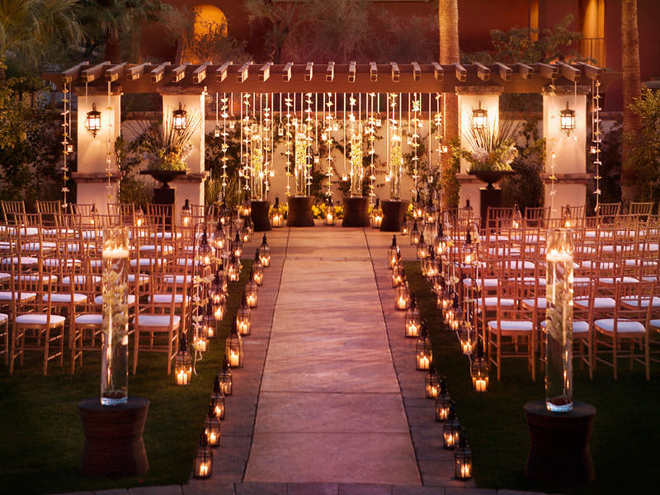 Gorgeous Wedding Ceremony Ideas