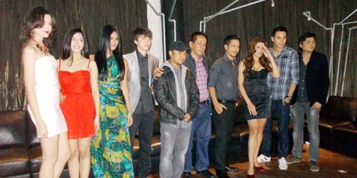 Film Airt Terjun Pengantin Phuket Siap Shooting
