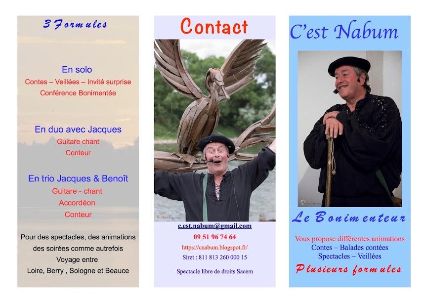 Le Bonimenteur de Loire