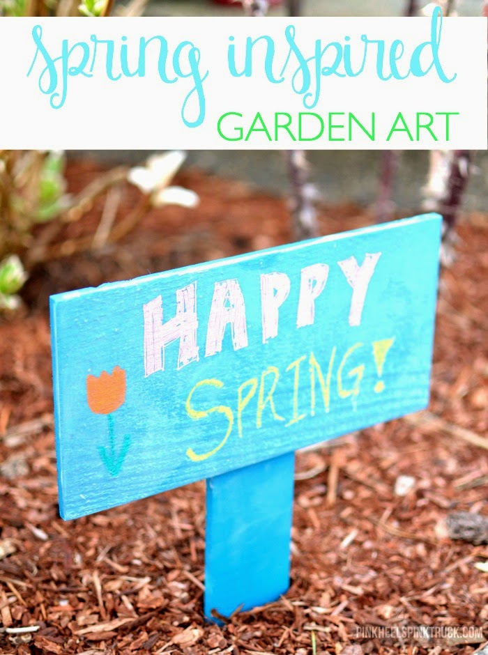 Pretty Spring Crafts & Do Tell Tuesday on Diane's Vintage Zest!