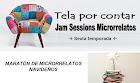 TELA POR CONTAR / MARATÓN MICRORRELATOS NAVIDAD 2018   FINALISTA