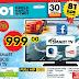 """A101 30 Nisan SEG 40"""" 3D Smart TV"""