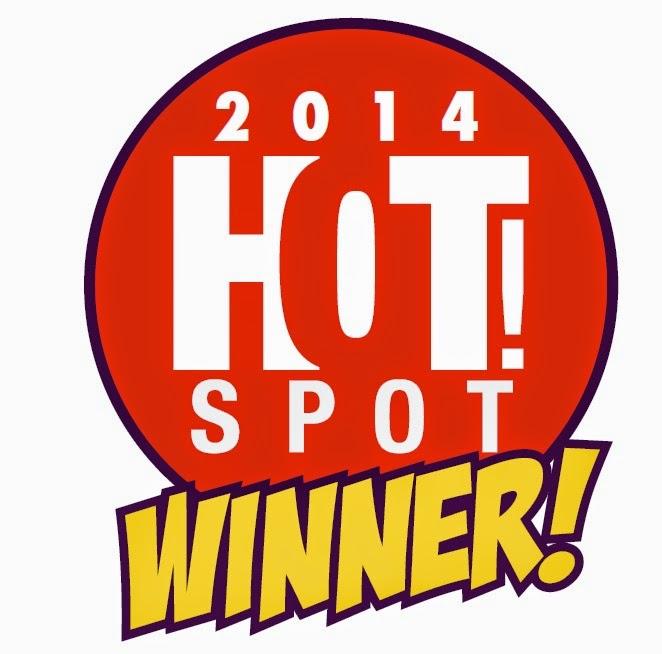 We're a HotSpot!