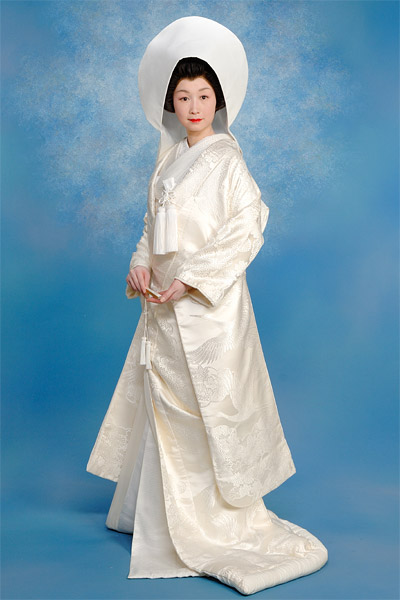 World's Most Favorite Wedding Style: Shiromuku, Japanese Traditional Wedding Dress