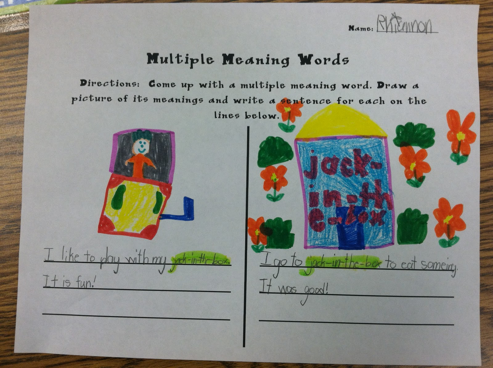 What Are Multiple Meaning Words Lessons Tes Teach – Multi Meaning Words Worksheets