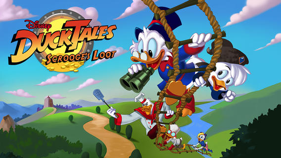 Download DuckTales: Scrooge's Loot v2.0.9 Android Apk + Data Free [Atualizado]