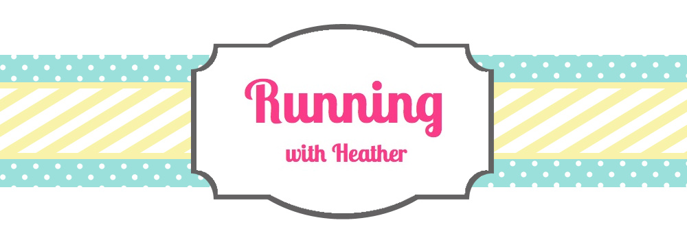 Running with Heather